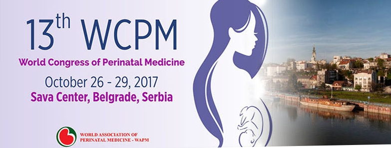 13th World Congress of Perinatal Medicine 2017 (WCPM)
